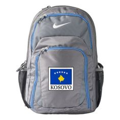 Shop Equatorial Guinea Nike Backpack created by KellyMagovern. Gabon Flag, Kosovo Flag, Sierra Leone, Accessories Store, North Face Backpack, Flags, Kids Outfits, Reusable Tote Bags, Backpacks