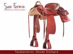 Monta cómodo y disfruta ¡Te esperamos Talabarteria San Fermin!