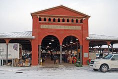 Eastern market, established in the 1850s, is the largest historic public market district in the United States. The district houses food wholesaling and processing businesses as well as public market sheds.