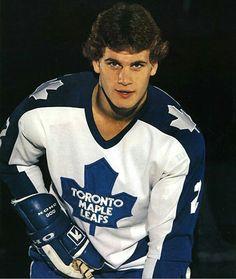 Gary Nylund | Toronto Maple Leafs | NHL | Hockey