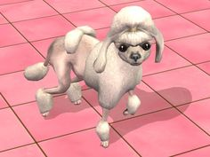 Mod The Sims - Oodles of Poodles! :D