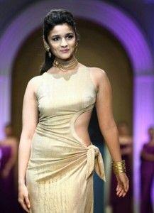 Alia Bhatt Weight
