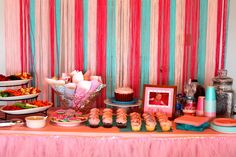 """Photo 1 of 33: Our Little Cupcake / Birthday """"Elaina's First Birthday"""" 