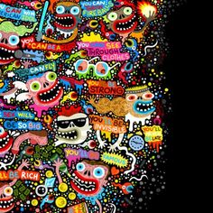 """Exposition SKWAK - """"Histoires grotesques et sérieuses"""""""