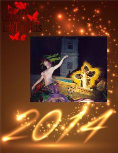 Setty Karica Reina de Calle Arriba celebrando el #AñoNuevo 2002.
