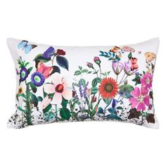 Garden Pillow - Decorative Pillows - Bedroom - United States of America