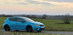Release Seat Leon Review Side View Model