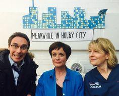 Guy, Catherine & Jemma Holby.tv (@holbytv) | Twitter