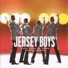 Jersey Boys - One of the best musicals I've ever seen and some of my favorite music!  Love Frankie Valli & the Four Seasons.