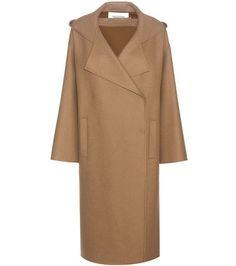 Valentino Virgin Wool And Angora Coat For Spring-Summer 2017