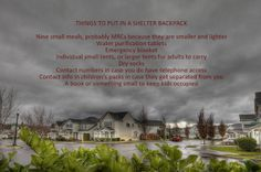 Tornado & Natural Disaster Preparation    www.LDSEmergencyResources.com  #LDS #Mormon #SpreadtheGospel