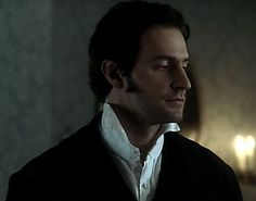 Mr. Thornton (BBC's adaptation of Elisabeth Glaskell's North and South) played by Richard Armitage