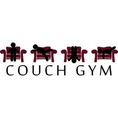 Couch Gymnastik - Einige m�glichkeiten wie man auf einer Couch sitzen bzw. liegen kann.