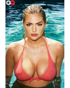 Photos: Kate Upton's GQ Cover Shoot | GQ