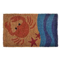 Lorna Creel Crab Doormat & Reviews | Joss & Main