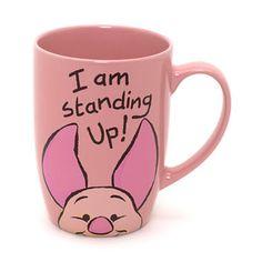 Disney Piglet Peek-a-Boo Mug | Disney Store