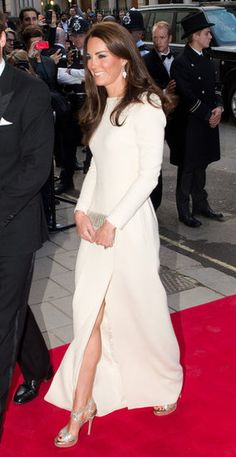 roland mouret gown, jimmy choo heels. (perfection!)