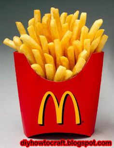 McDonald's French Fries Secret Recipe
