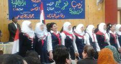 تكريم اوائل الطلبة للتعليم التجارى بأسيوط - بوابة صعيد مصر الإخبارية