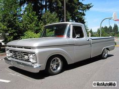 I would love to roll to school in this classic truck