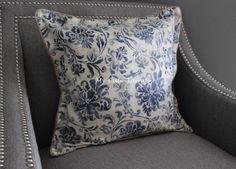 NWT-Ralph-Lauren-BLUFF-POINT-Blue-Toss-Throw-Pillow-18-x18