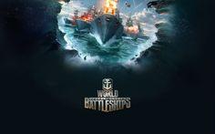 World Of Battleships Wallpaper