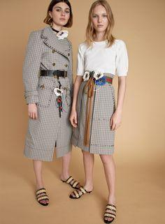 Sonia Rykiel Resort 2018 Fashion Show Collection