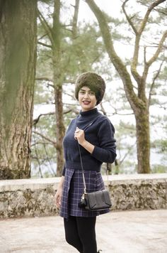 Today's Campus Look: Maral, Doctor of Dental Medicine Baguio, Dental, Medicine, Hipster, Style, Fashion, Swag, Moda, Hipsters
