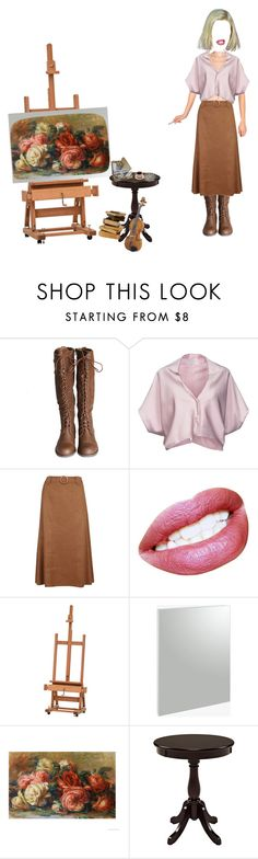 """""""Carolina"""" by robynv316 ❤ liked on Polyvore featuring Vionnet, CC, EASEL and Powell Furniture"""