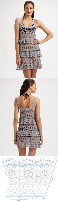 Prendisole. SUMMER DRESS COVER UP