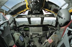 B-52H I have a lot of hours in the B-52. When I couldn't get on another hop I would get my time low level. What an experience.