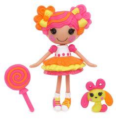 Amazon.com: Lalaloopsy Mini Doll- Sweetie Candy Ribbon