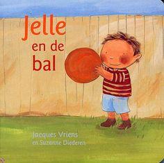 Prentenboek - Jelle en de bal
