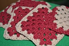 Granny Square (Crochet)