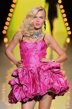 Betsey Johnson Fashion Show 2012