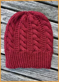 Gingerbread Hat – Free Pattern Free Knitting Pattern The Effective Pictures We Offer You About Crochet ideas A quality picture can tell you many things. Knitting Patterns Free, Knit Patterns, Free Knitting, Free Pattern, Simple Knitting, Knitting Wool, Easy Knitting Projects, Knitting For Beginners, Crochet Projects