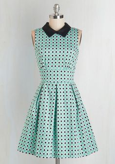 Work in Finesse Dress $84.99 AT vintagedancer.com
