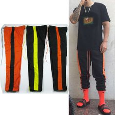 >> Click to Buy << High quality 2017 new summer sweat pants man  mesh drawstring  fashion hiphop jogger pants high street US size clothes #Affiliate
