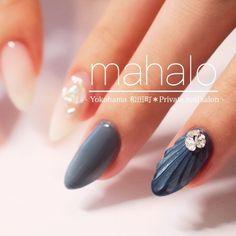 大人な#人魚の鱗 #人魚の鱗ネイル ❤️#nail #nailstagram #nails #nailart #nailswag #instagood #instafashion... ネイルデザインを探すならネイル数No.1のネイルブック