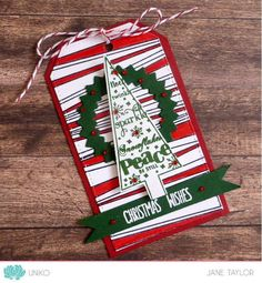 In My Creative Opinion: The 25 Days of Christmas Tags 2017 - Day 21