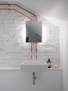 Look We Love: Copper in the Bathroom