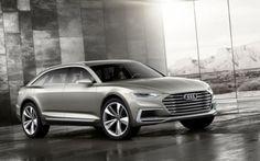 #Audi #prologue #allroad