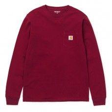 Carhartt L/S Pocket T-Shirt Varnish