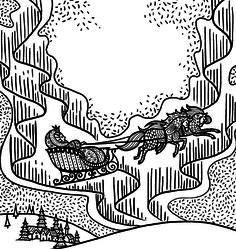 Usborne Snow Queen Magic Painting Book - Barbara Bongini #snow #queen #snowqueen #fairytaile #magic #painting #christmas #childrensbook #illustration #kidlit #kidlitart #kidlitartist #kidsbooks #booksforkids #raiseareader #sharestories #books #read #teaching #resources #learning #teacher #art #illustrator #barbarabongini