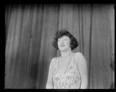 Evelyn Nesbit in Boston, 1928, photo by Leslie Jones