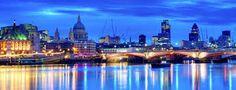 London at night. Sooooooooooooo Beautiful.