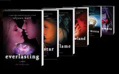 The Immortals Book Series