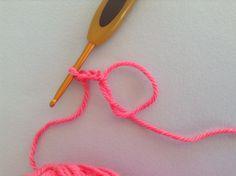 Faire un noeud au crochet