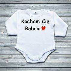 Kocham Cię babciu #bodziak #bodziaki #ubrankaniemowlęce #bodydzieciece #body #instamatki #instadziecko #instamama #Macierzyństwo #mama #dziecko #ubrankaDlaDzieci #ubrankadlaniemowlat #fashionkids #instababies #niemowlę #polskamama #newborn #ubrankadladzieci #babcia #dzienbabci #babyclothes #babyshop #babygirl #babyboy #ubranka #niemowlę #poczpol Fashion Kids, Baby Boy Outfits, Body, Onesies, Clothes, Outfits, Clothing, Kleding, Babies Clothes