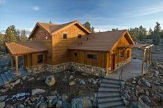 Casas y cabañas de troncos y madera | Casas de Madera Prefabricadas
